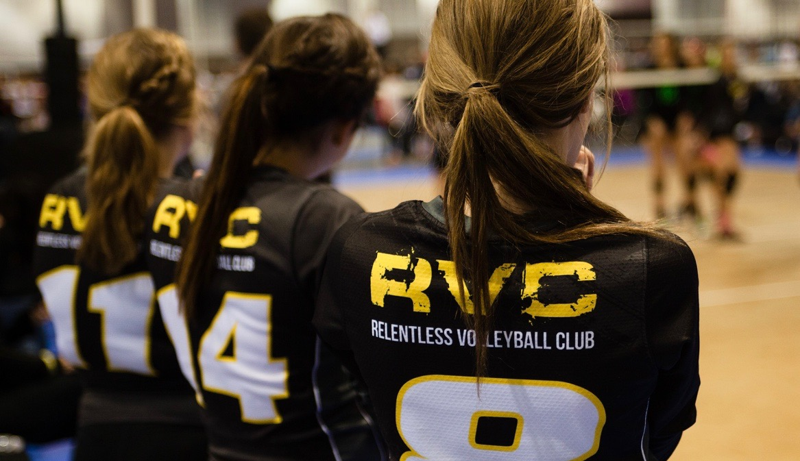 The Most Relentless Volleyball Club
